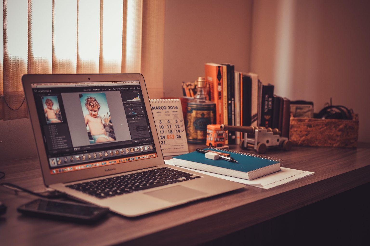 Skapa en fotobok